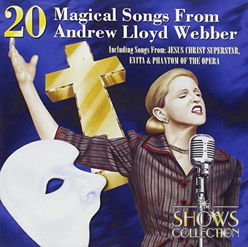 Various-Artists-20-Magical-Songs-from-Andrew-Lloyd-Webber-CD-2003
